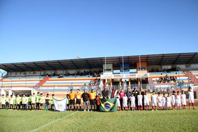 Campeonatos da categoria de base são promovidos pela Secretaria de Esportes, Lazer e Juventude (SELJ). Foto: Divulgação/Prefeitura