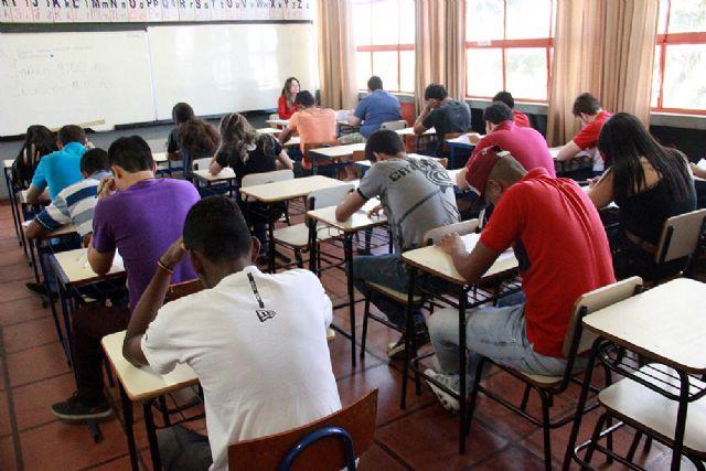A prova será realizada no próximo dia 25 de novembro, na escola Anna Maria Marinho Nunes. Foto: Secom/Andradina