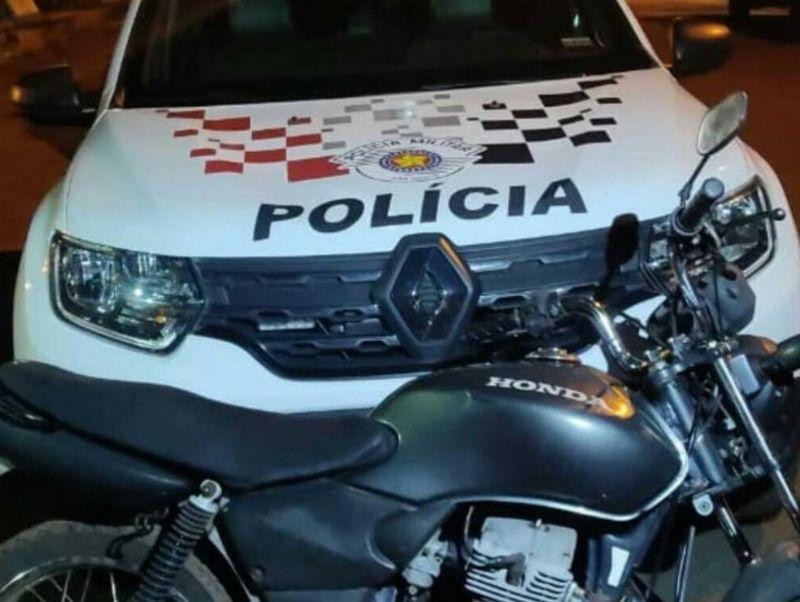 Suspeito de violência doméstica conseguiu fugir em Andradina — Foto: Divulgação