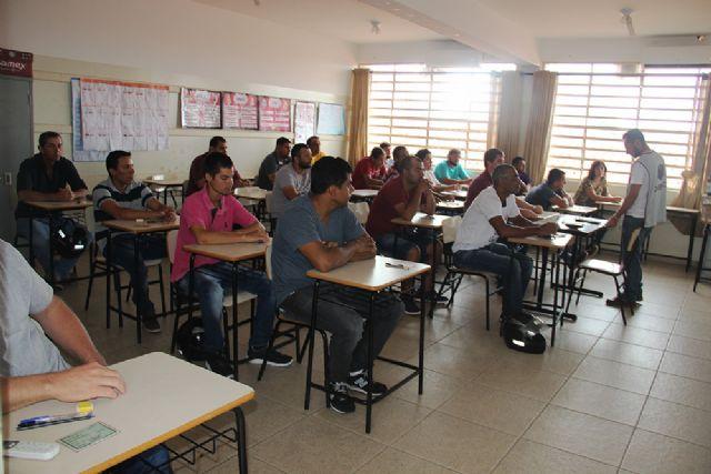 Prova foi realizada neste último domingo. Foto: Secom/Andradina