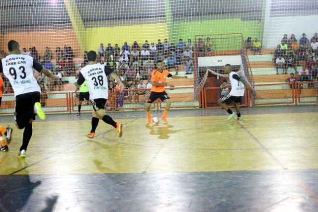 Quartas-de-finais do Futsal de Férias do Governo de Andradina serão em jogos de ida e volta . Foto: Divulgação/Prefeitura