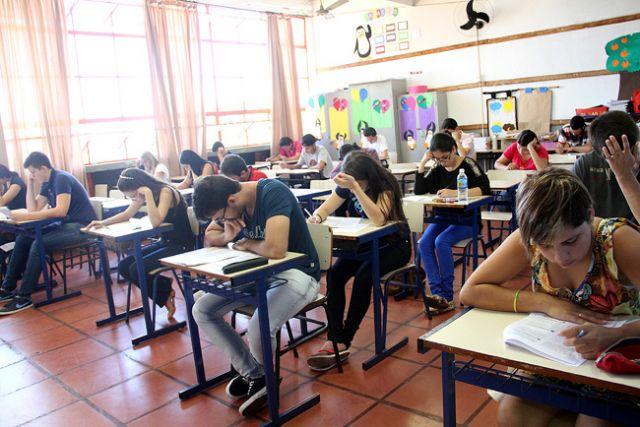 Prova será realizada na Anna Maria Marinho Nunes com portões abertos às 13h. Foto: Divulgação/Prefeitura