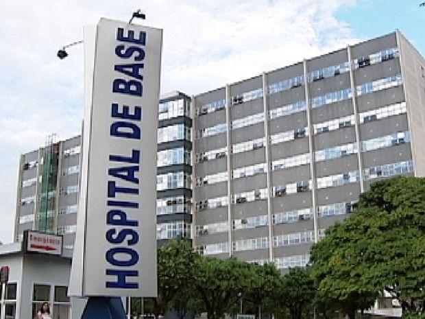 Cirurgia foi realizada no Hospital de Base de Rio Preto (Foto: Reprodução / TV Tem)