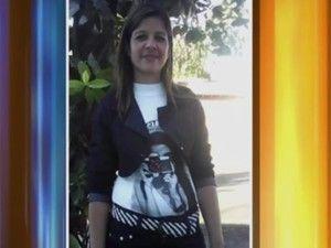 Vânia Ferreira foi morta em Mirandópolis (Foto: Reprodução / TV TEM)